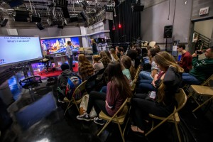 Academy Students @ Channel 4 WJXT