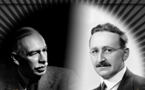 Keynes-and-Hayek1-300x187