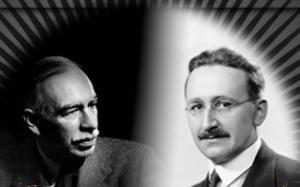 Keynes-and-Hayek1-300x187