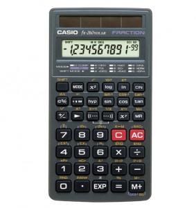 fx-260solar calculator